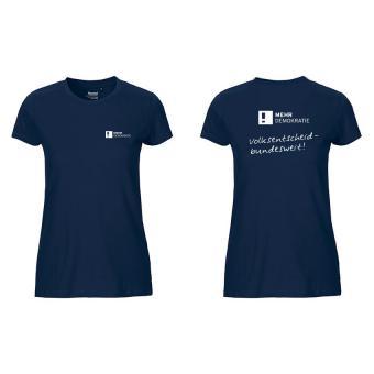 T-Shirt MD-Logo Volksentscheid