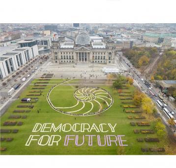 Pk. Democracy for Future