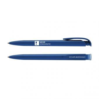 Kugelschreiber Ich will abstimmen