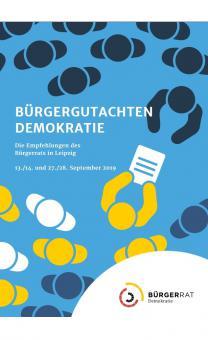 Bürgergutachten Demokratie