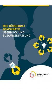 Der Bürgerrat Demokratie
