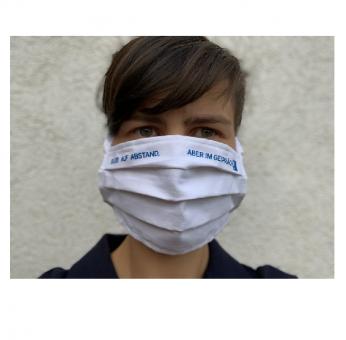 Mund-Nasen-Maske Mehr Demokratie