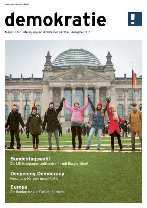 demokratie. Magazin